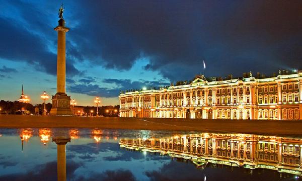 hermitage Deset najlepših muzeja umetnosti u Evropi