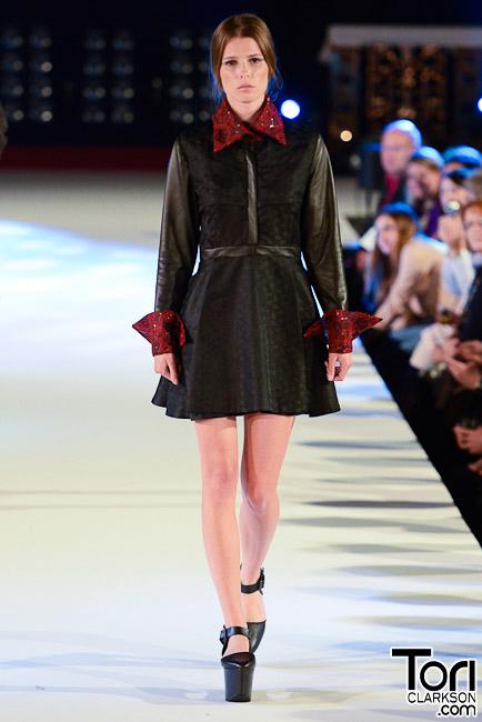 jovanamarkovic brightonfashionweek photo by ToriClarkson 7 Jovana Marković: Jesenja kolekcija osvojila engleske ljubitelje mode
