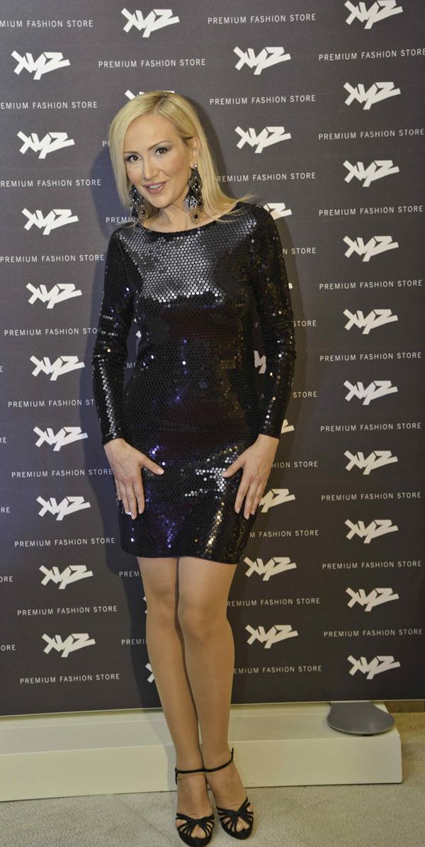 leontina vukomanovic Otvaranje XYZ Premium Fashion Store u Budvi