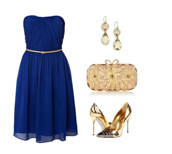 look4 Look of the Day: Prefinjeni u plavom