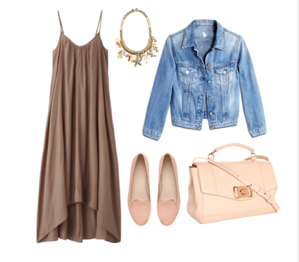 sl2 Look of the Day: Pastel i teksas
