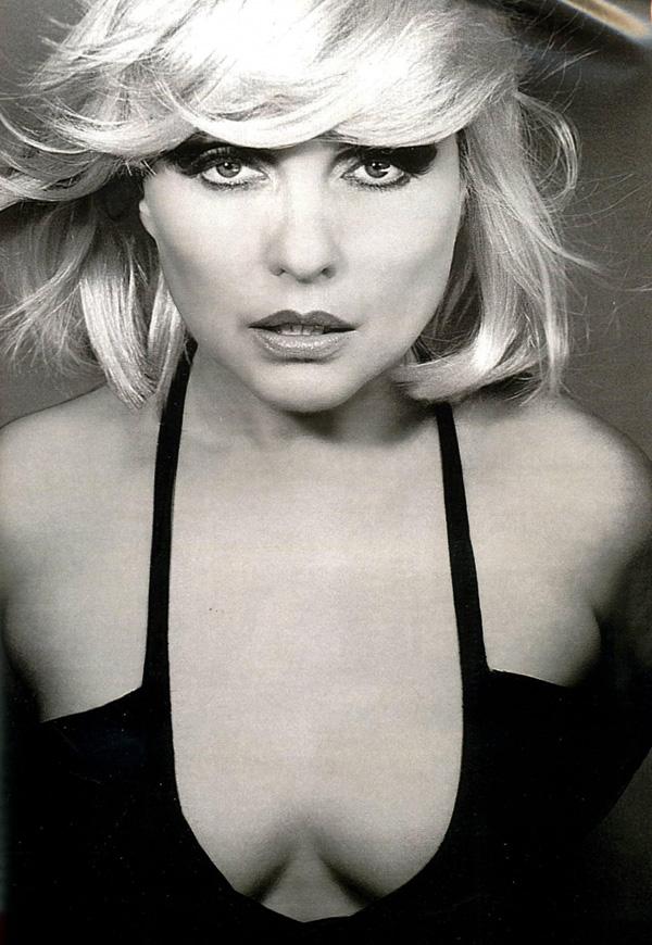 slika crno bela krupni plan 936full debbie harry Srećan rođendan, Debbie Harry!