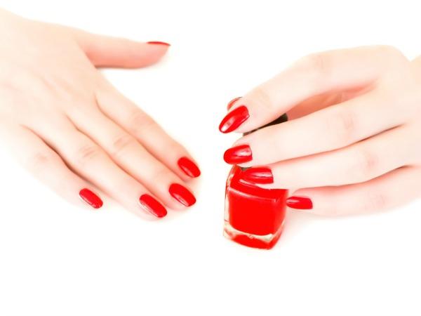 slika nokti Kako da popravite stari lak za nokte