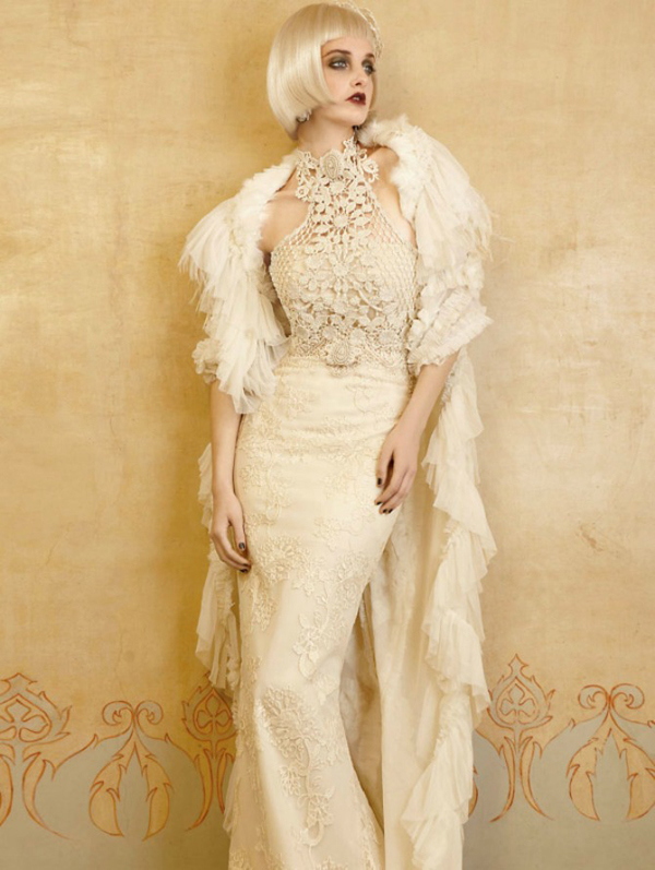 slika25.jpg5  Wannabe Bride: Yolan Cris, božanstvena vintage kolekcija venčanica