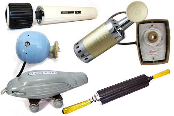 vibratori kroz godine Vibratori: Oooh, magično!