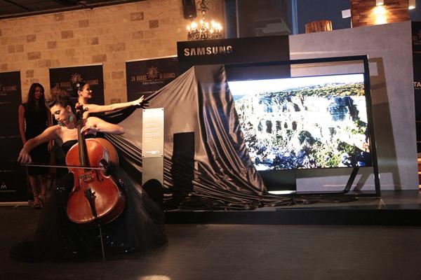 1. Hotel Avala Samsung TV S9 Premijerno održana manifestacija 24 sata elegancije u Crnoj Gori