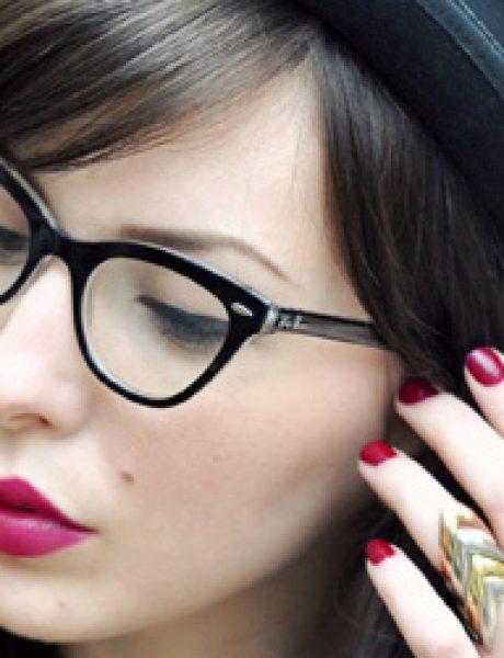 Deset načina da izgledate očaravajuće sa naočarima