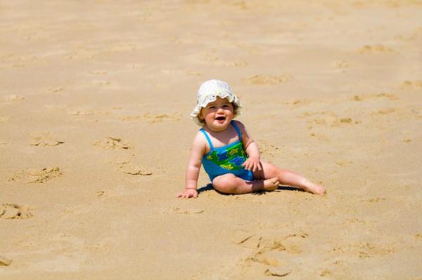 125 Wannabe Bride: Kako da zaštitim svoju bebu od sunca?