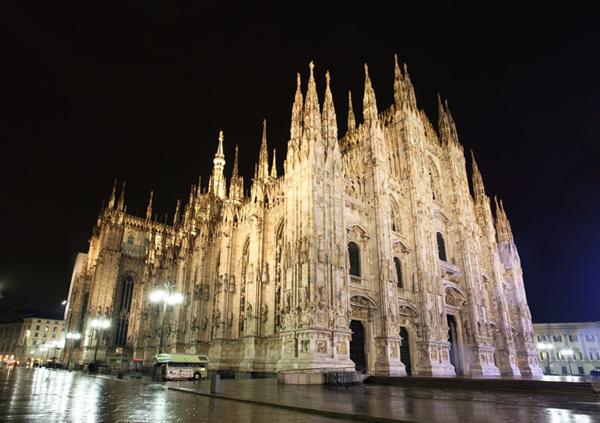 15 Milano: Šta da posetite