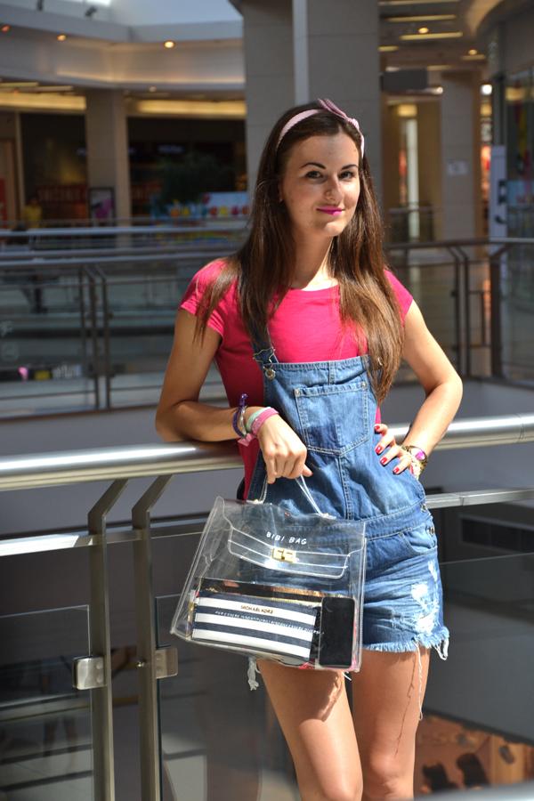 39 Modni predlog Nataše Blair: BIBI providna torba