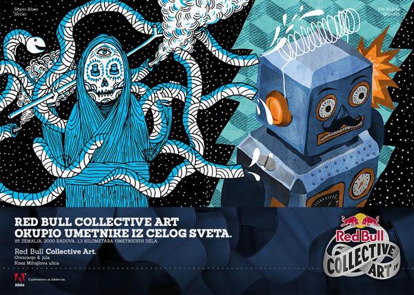 42 Izložba Red Bull Collective Art a