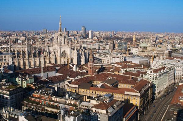 48 Četiri stvari koje morate da uradite u Milanu