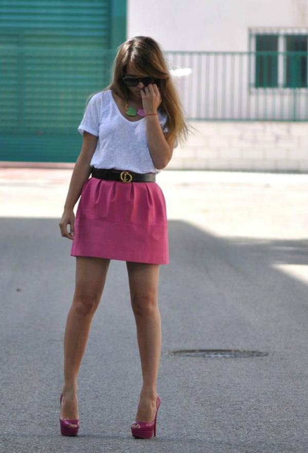 5 majica i suknja Za sva vremena: Klasična bela majica