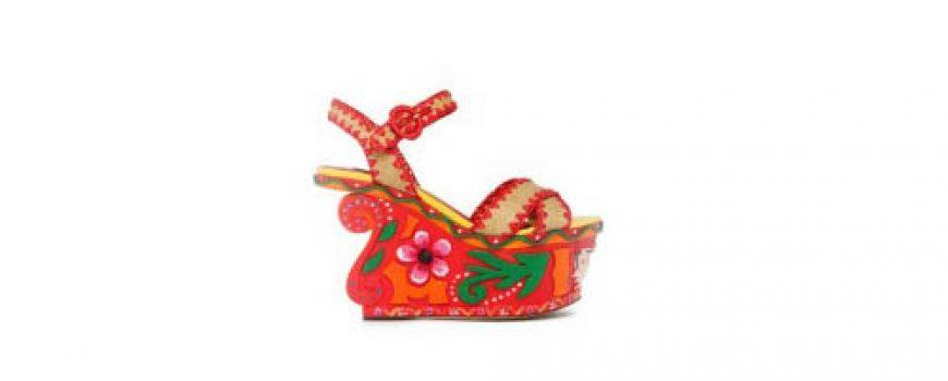 Aksesoar dana: Sandale Dolce & Gabbana