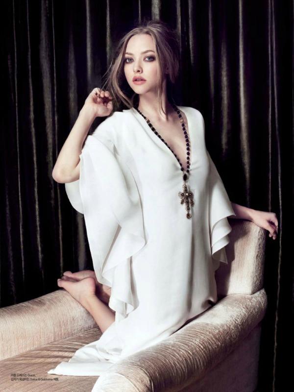 "Amanda Seyfried SL5 ""Harper's Bazaar Korea"": Amanda Seyfried u krupnom planu"