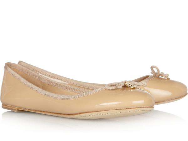 Baletanke Tori Burch Get the Look: Olivia Palermo