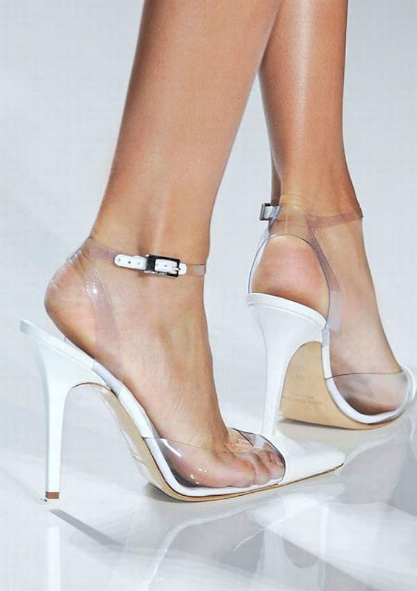 Bele Providne cipele
