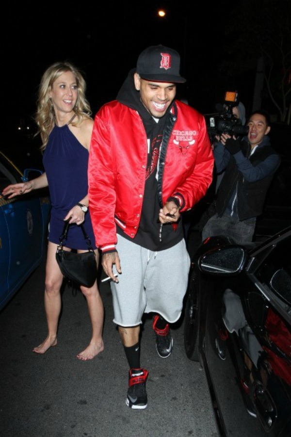 Chris u koledzici 7.jpg Street Style: Chris Brown