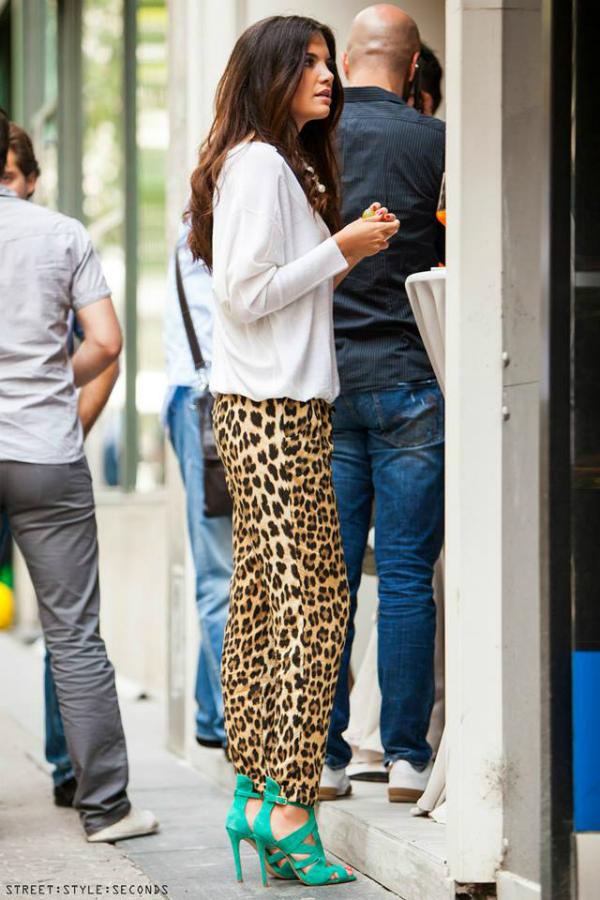 Devojka u zelenim stiklama Street Style: Fantastično leto u Zagrebu (2. deo)