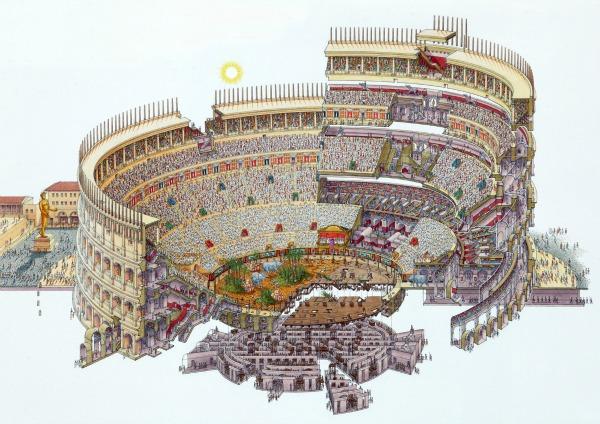 F12 Snimi ovo: Zanimljive činjenice o rimskom Koloseumu