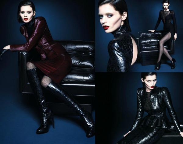F18 Modni zalogaj: Abbey Lee Kershaw je zaštitno lice za Gucci