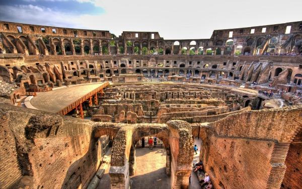 F2 Snimi ovo: Zanimljive činjenice o rimskom Koloseumu