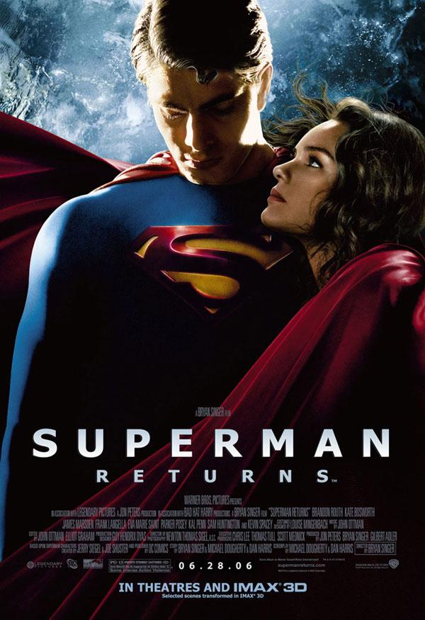 """Glavnilikovi11 Najveća filmska razočaranja: """"Povratak Supermena"""""""