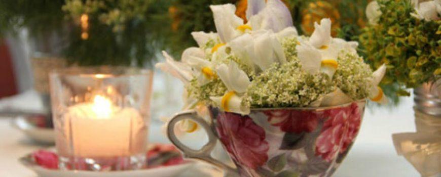 Wannabe Bride: Bloom Design, cvetna dekoracija i vintage venčanje