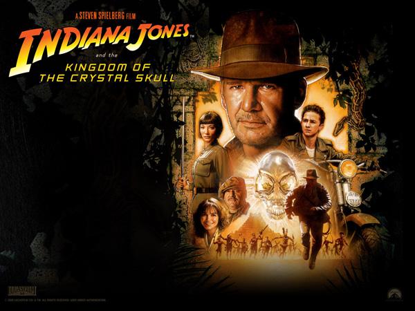 """IndijanaDzons1 Najveća filmska razočaranja: """"Indijana Džons i kraljevstvo kristalne lobanje"""""""