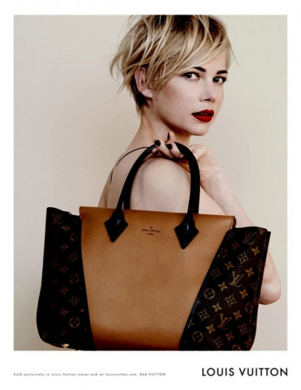 Kako vam se dopada Mišel kao Louis Vuitton devojka Modni zalogaj: Michelle Williams za Louis Vuitton