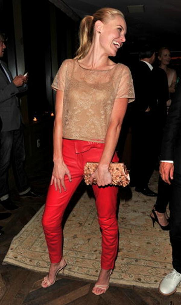 Kejt Deset poznatih dama u crvenim pantalonama