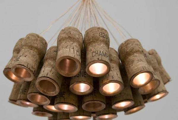 Luster od pampura Osvetlite vaš dom: Maštoviti lusteri