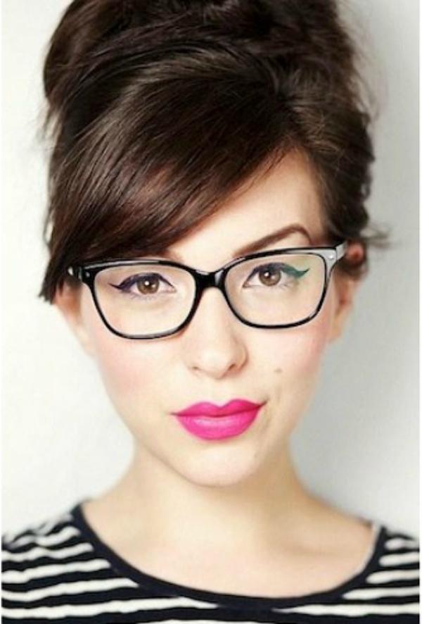 Majica na strafte Deset načina da izgledate očaravajuće sa naočarima