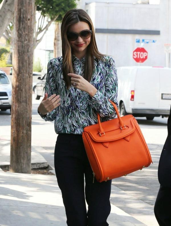 Miranda Kerr 6 Sve torbe: Miranda Kerr