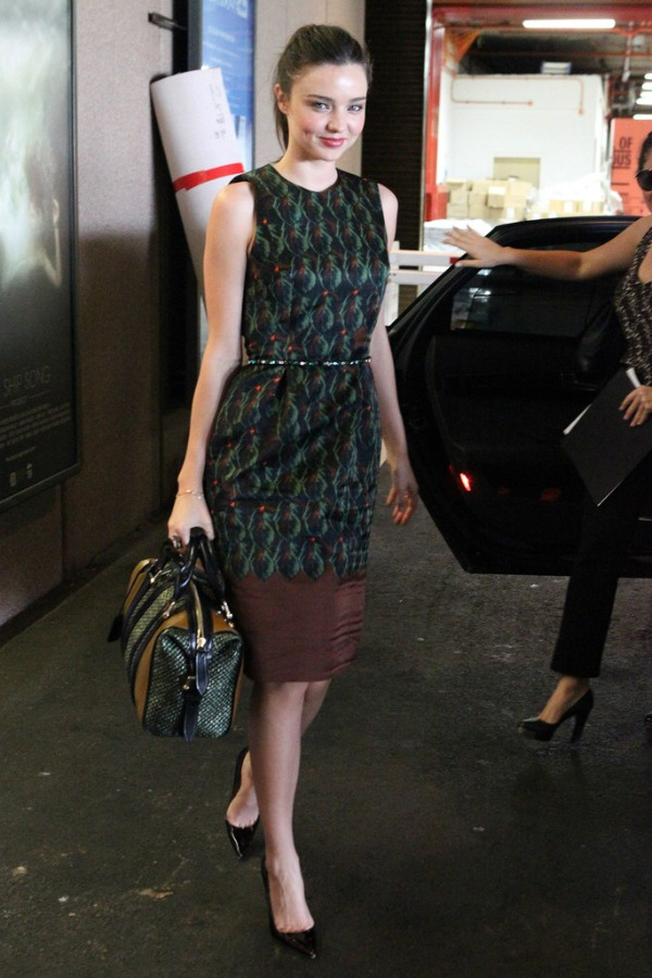 Miranda Kerr 9 Sve torbe: Miranda Kerr