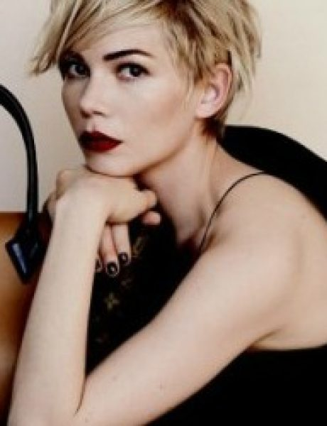 Modni zalogaj: Michelle Williams za Louis Vuitton