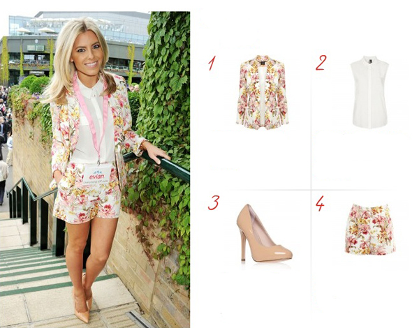 Mollie King Get the Look: Mollie King