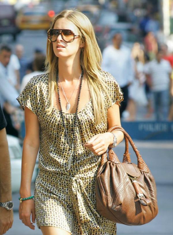 Nicky Hilton Fendi SL5 Sve torbe: Nicky Hilton
