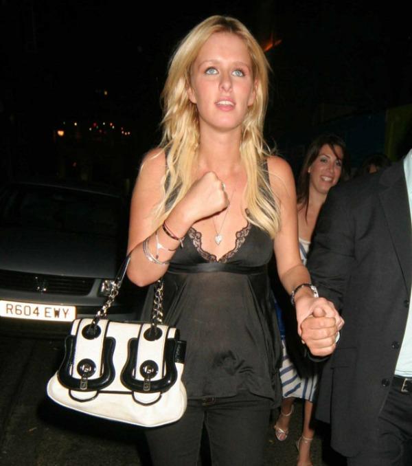 Nicky Hilton Fendi SL6 Sve torbe: Nicky Hilton