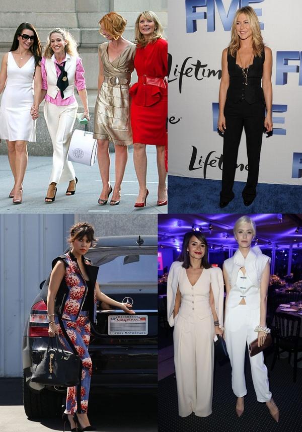 Prsluk kao deo odela Trendi prsluci: Najbolji modeli i kako ih nositi