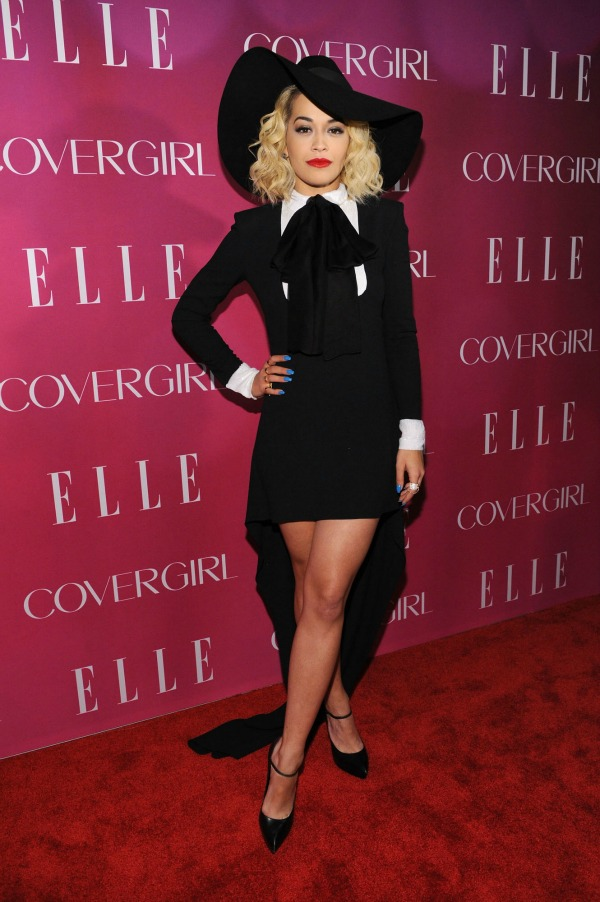 Rita Ora 9 10 haljina: Rita Ora