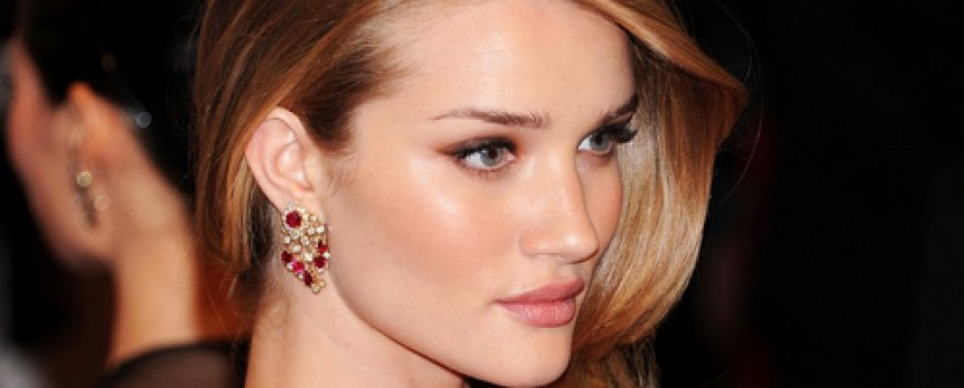 Get the Look: Rosie Huntington-Whiteley