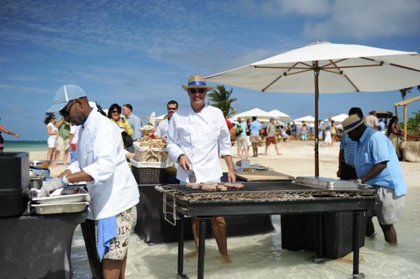 Rostiljanje na plazi Deset najboljih festivala hrane