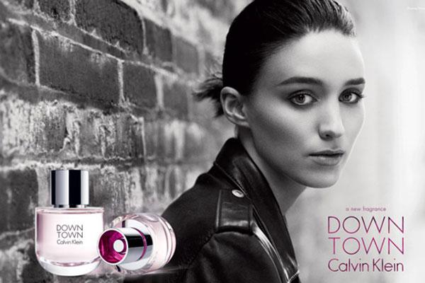 "Runi Mara kao ""Downtown"" devojka Modni zalogaj: Rooney Mara kao Audrey Hepburn u novoj reklami"