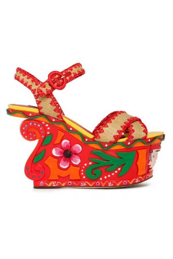 Sandale Dolce  Gabanna Aksesoar dana: Sandale Dolce & Gabbana