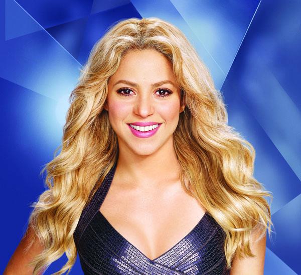 Shakira Šakira: Novi ambasador brenda Blend a med 3D White