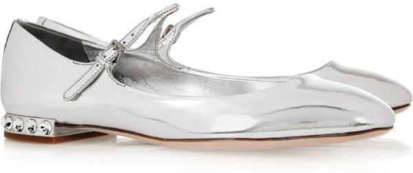 Srebrne Mary Jane Osam čarobnih, otmenih, srebrnih cipelica! (1. deo)
