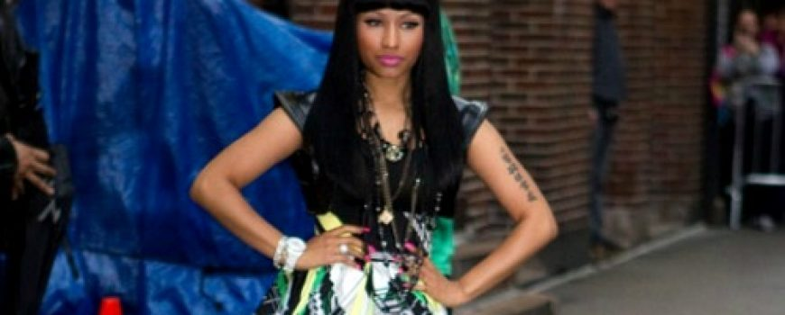 Street Style: Nicki Minaj