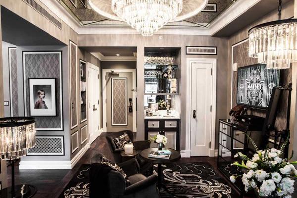 "The Fitzgerald Suite at The Plaza 1 950x633 Luksuz i stil: The Fitzgerald apartman u hotelu ""Plaza"""