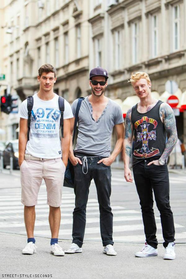 Tri momka Street Style: Fantastično leto u Zagrebu (1. deo)